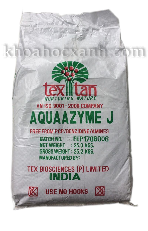 AQUAAZYME J – Enzyme tăng trọng