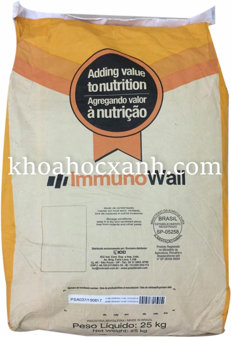 IMMUNOWALL - Chiết xuất nấm men