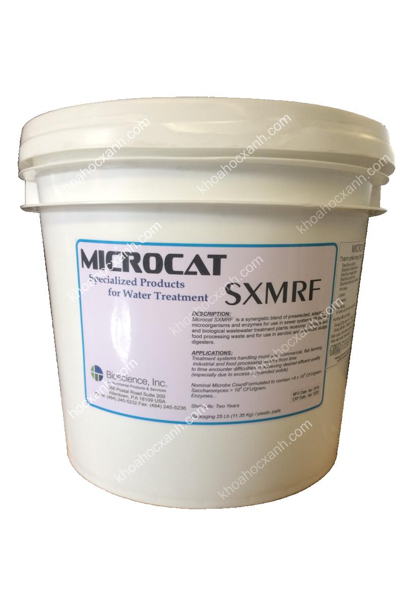 MICROCAT SXMRF - Vi sinh xử lý nước
