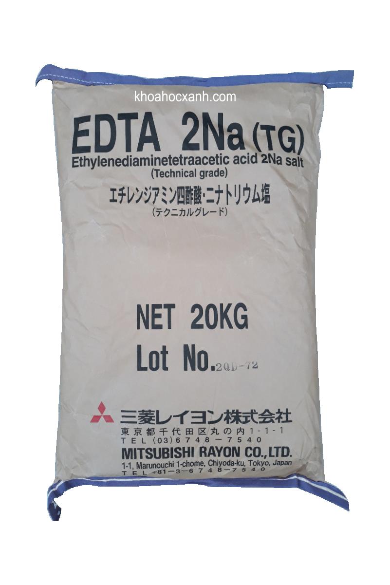 EDTA xử lý kim loại nặng