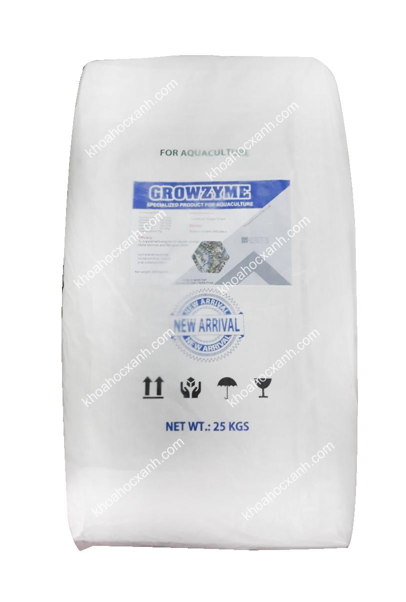 GROWZYME - Enzyme tiêu hóa