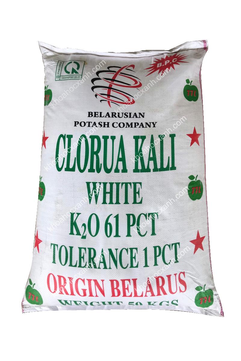 KCl TRANG BELARUS - Kali trắng