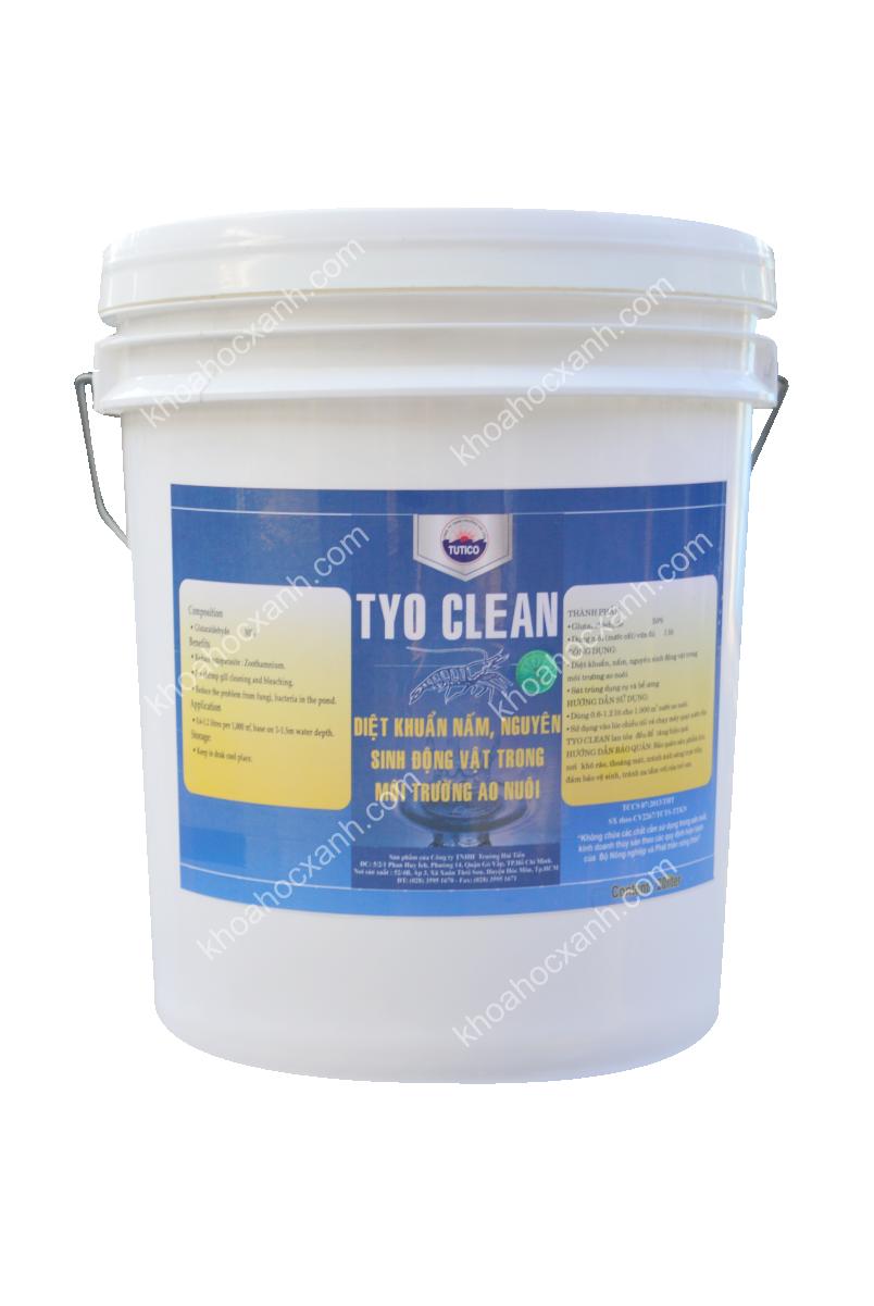 TYO CLEAN - Diệt khuẩn, trị đốm đen