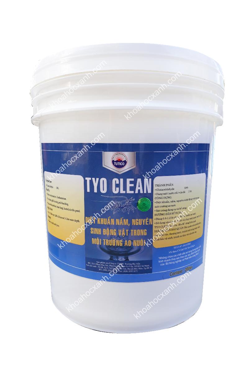 TYO CLEAN - Trị đốm đen