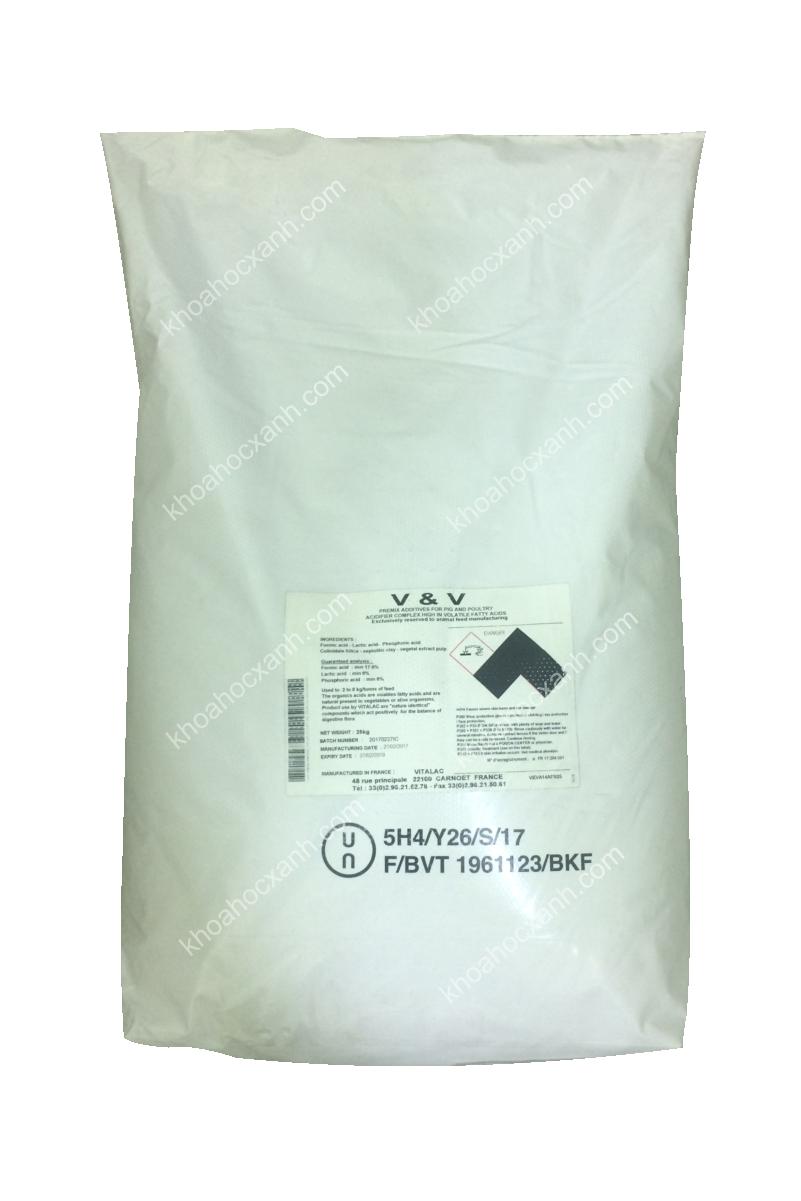 V&V - Axit hữu cơ