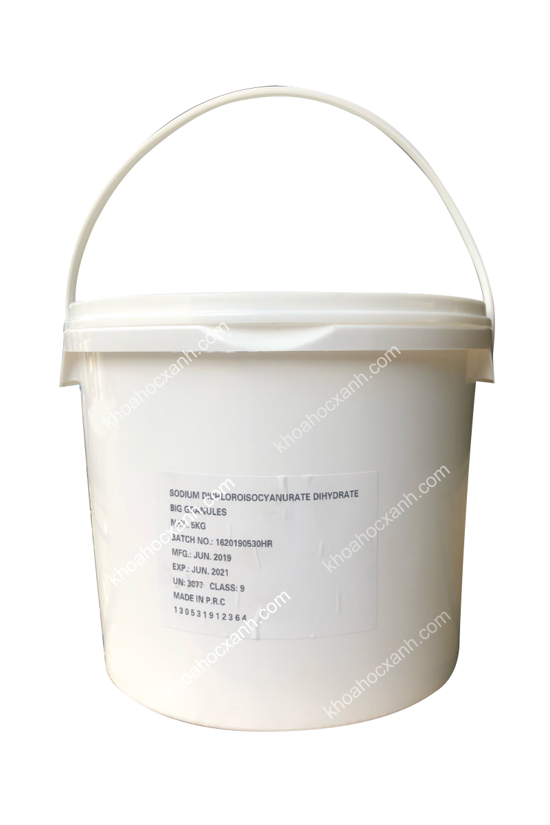 SDIC xo 5kg - clo hữu cơ