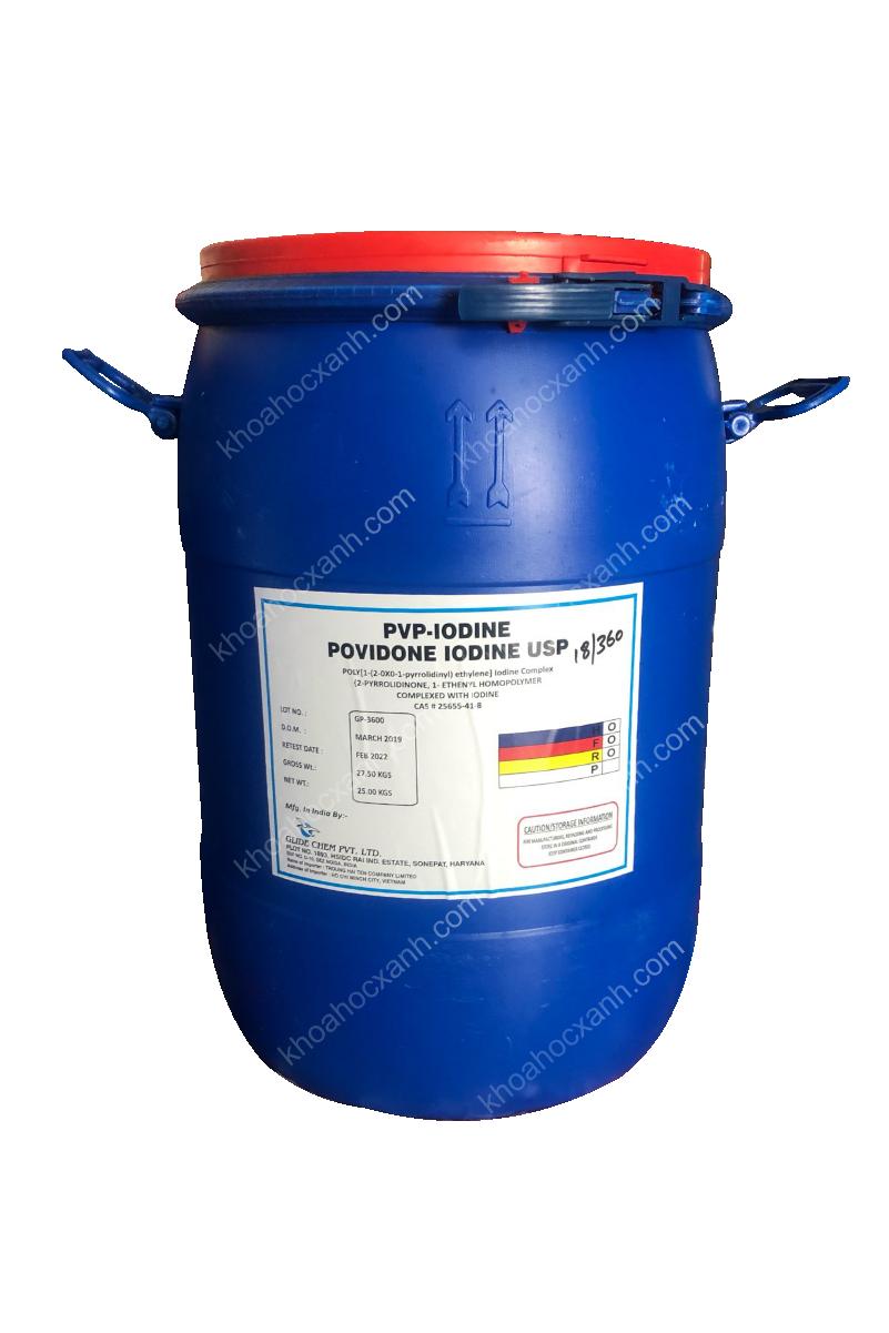 PVP IODINE GC - Diệt khuẩn iodine