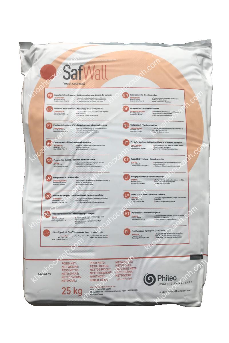 SAFWALL MS - Betaglucan tăng cường miễn dịch