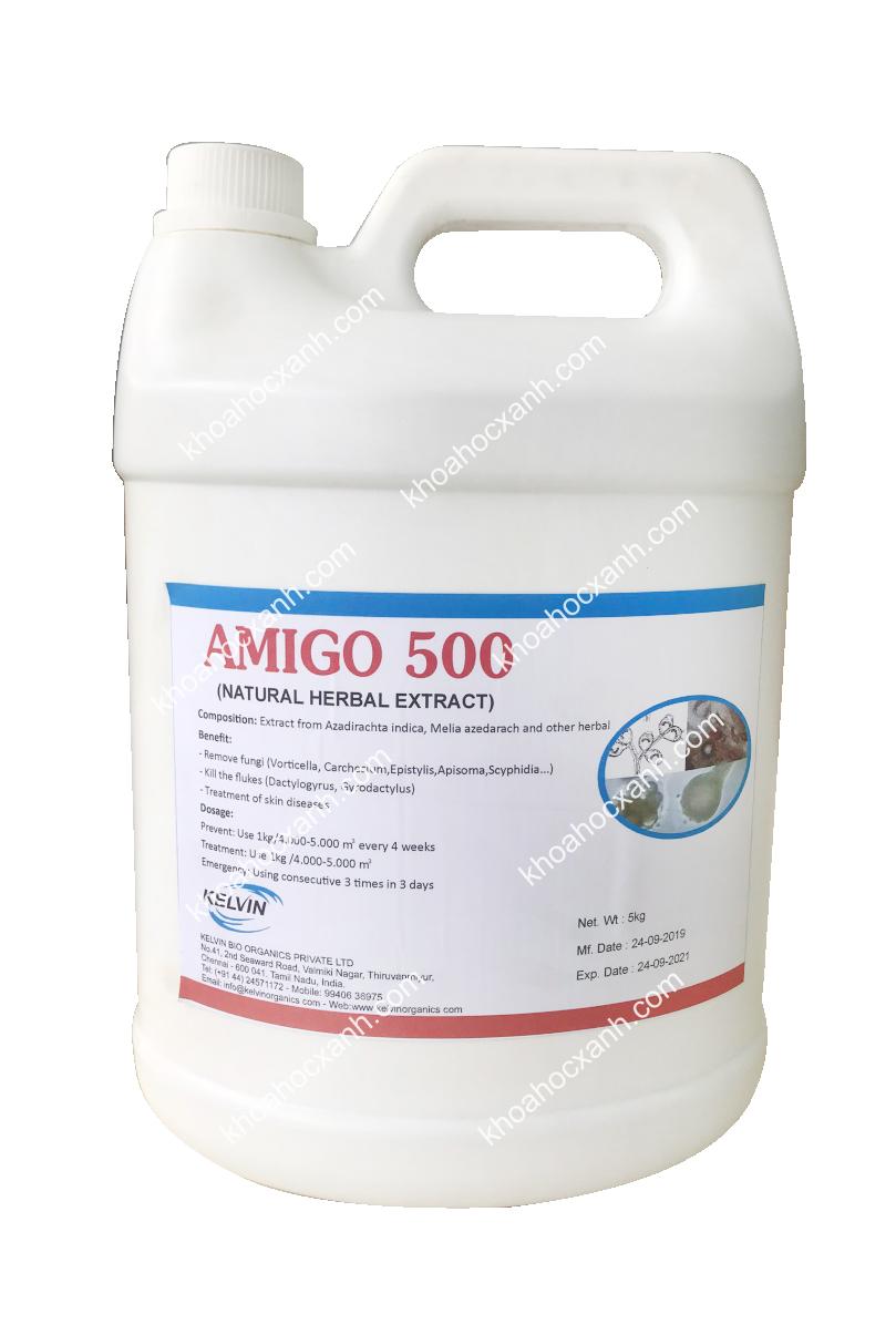 AMIGO 500 - Trị ký sinh trùng
