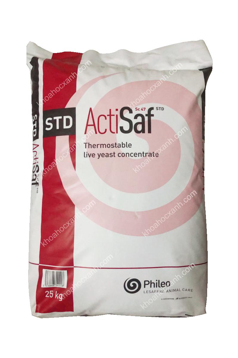 ACTISAF - Men vi sinh đường ruột
