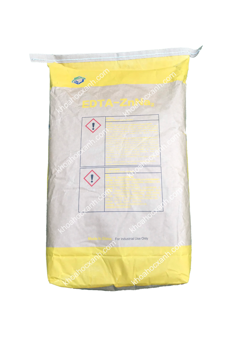 EDTA - ZnNa2 (1) - Kẽm hữu cơ, kẽm chelate