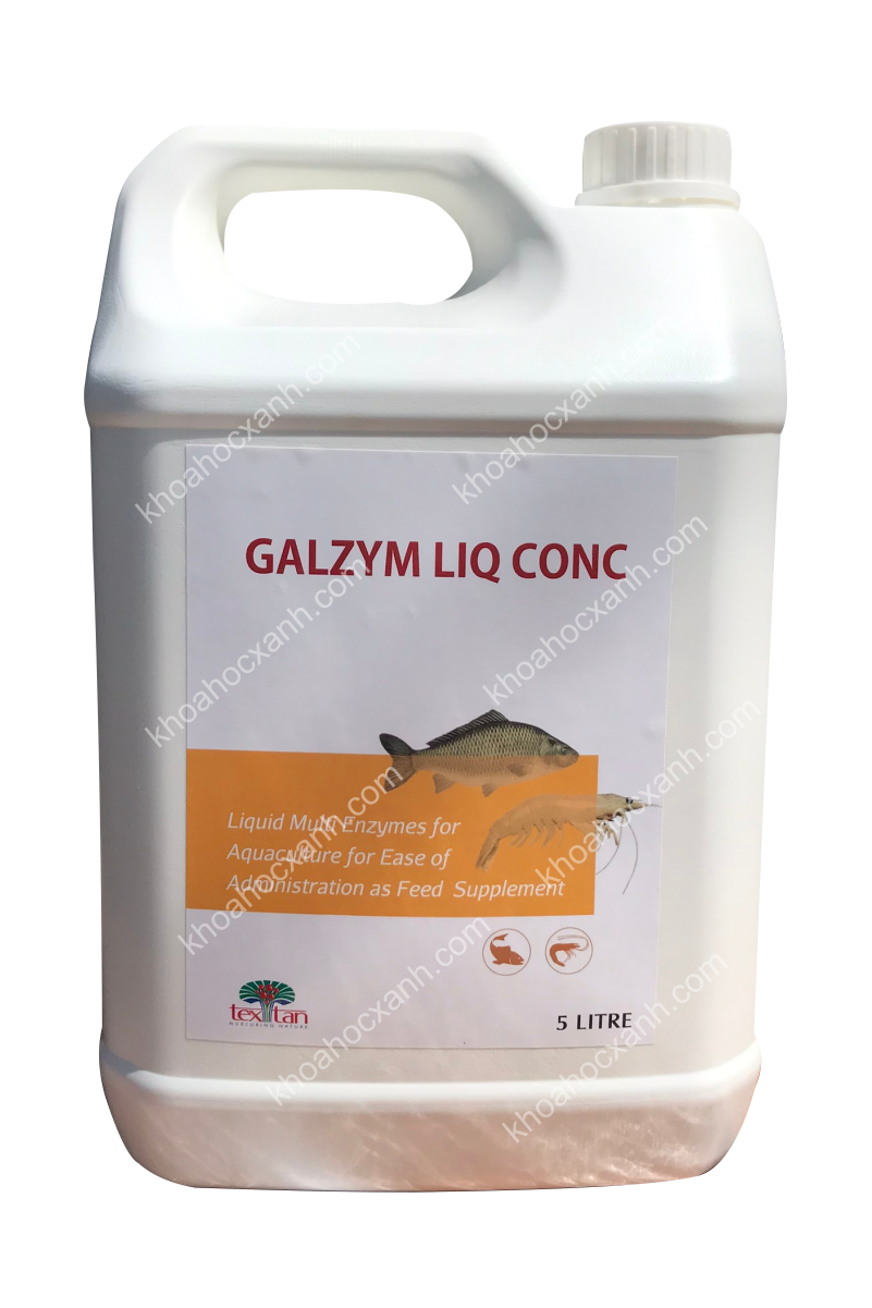 GALZYM LIQ CONC - Enzyme tiêu hóa dạng nước