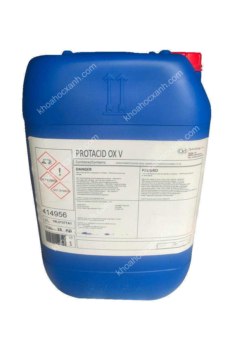 PROTACID - Acid hữu cơ dạng nước